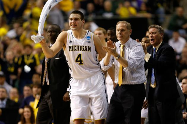 Beilein: GRIII, McGary Have Been All Business This Summer
