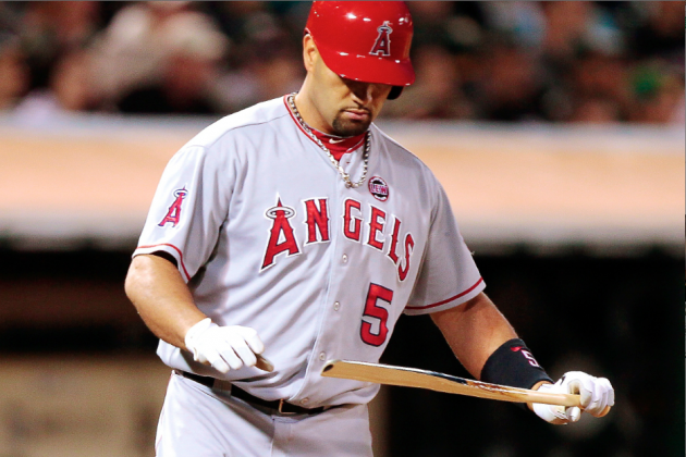 How Albert Pujols' Contract Has Surpassed Alex Rodriguez as MLB's Worst