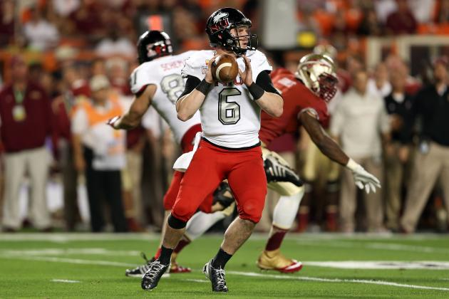 Jordan Lynch: NIU QB's Pregame Music Is Shania Twain, Adele