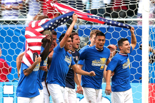 USMNT: Gold Cup Final TV Ratings Illustrate Soccer's Continued Growth in US