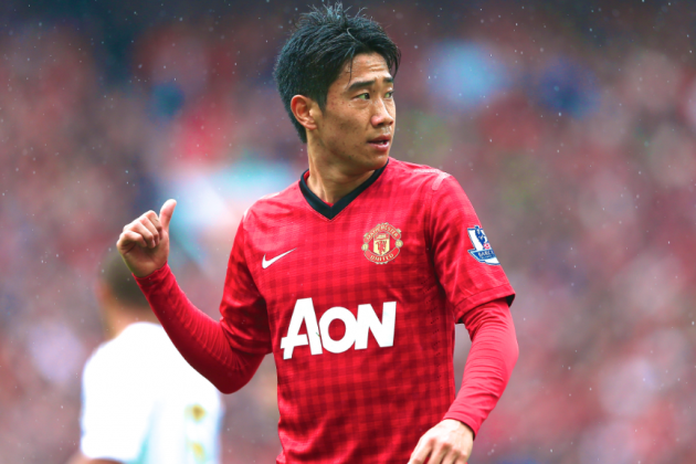 Manchester United's Shinji Kagawa Rejects Transfer Back to Borussia Dortmund