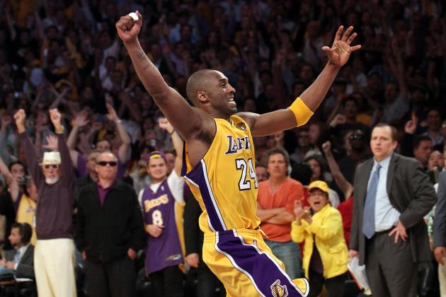 What History Tells Us About Doubting Los Angeles Lakers During Kobe Bryant Era