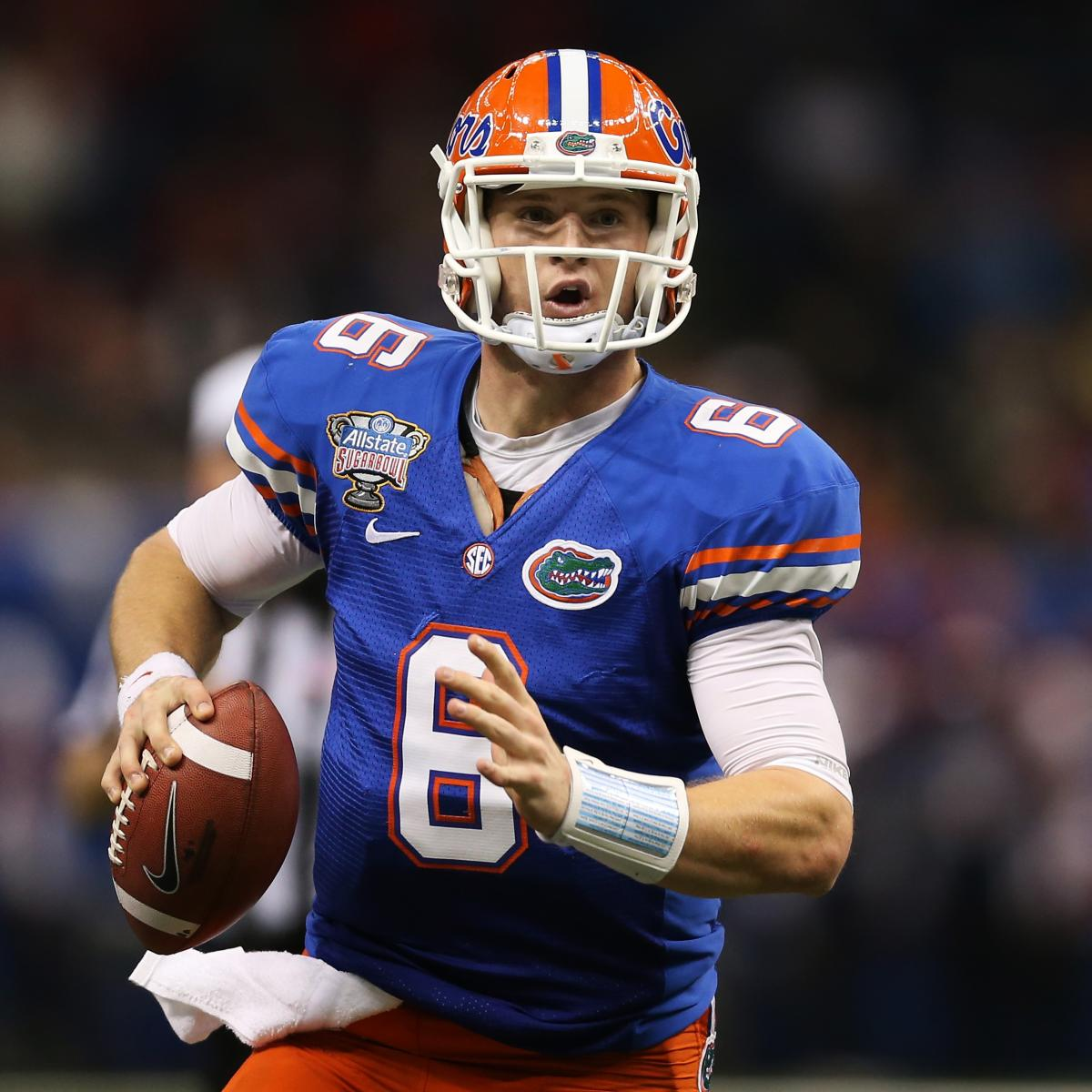 Florida Gators QB Jeff Driskel Has Appendectomy Surgery ...