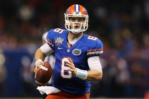 Florida Gators QB Jeff Driskel Has Appendectomy Surgery