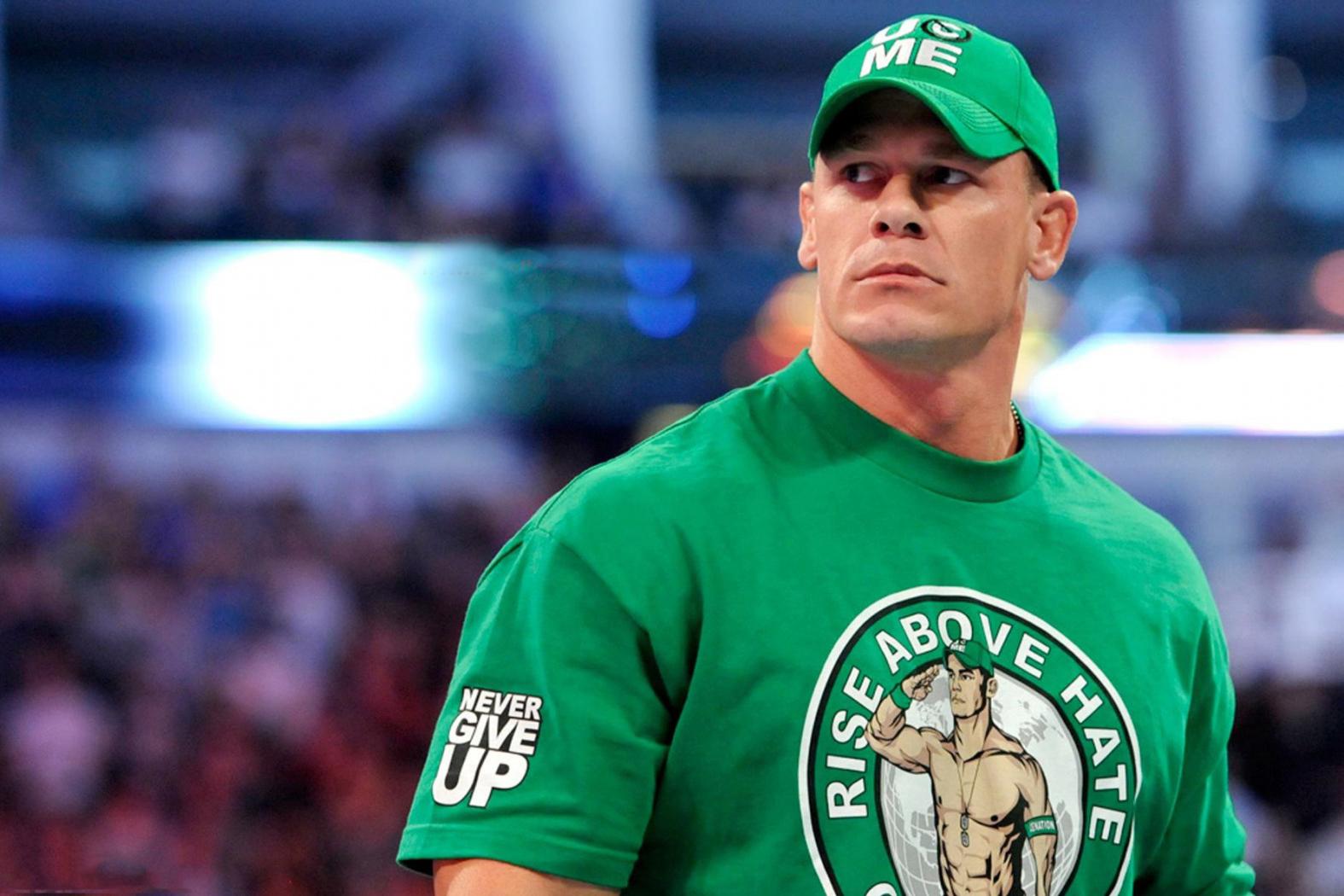 Exploring John Cena's Place In WWE History