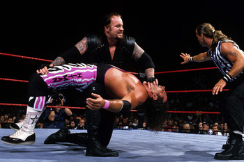 WWE Classic of the Week: Remembering Bret Hart vs. Undertaker at SummerSlam '97