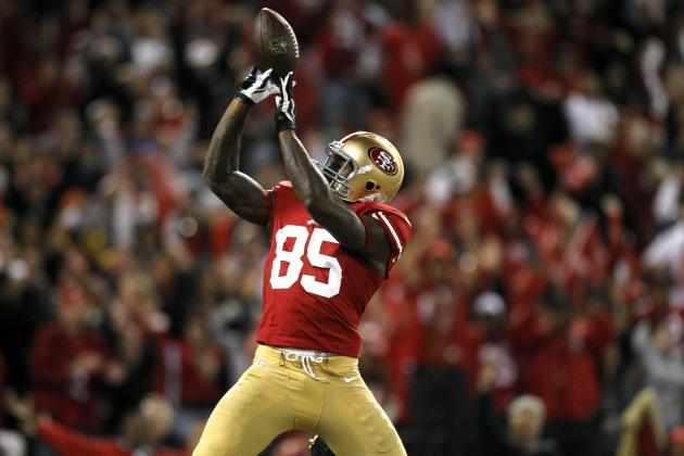 Fantasy Football 2013: Vernon Davis and Veterans Poised to Break Out