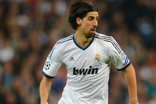 Chelsea Transfer Rumours: Sami Khedira Would Be Excellent Addition for Blues