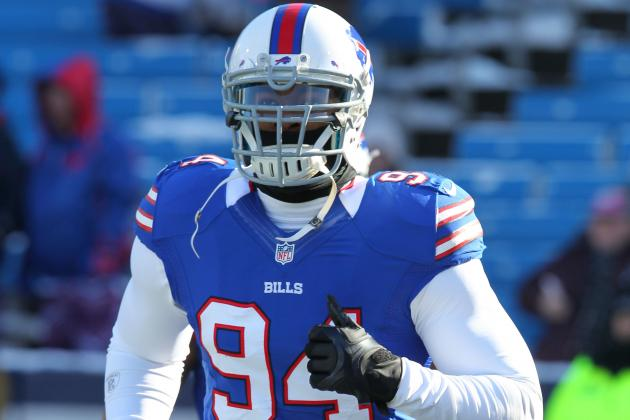 Mario Williams 'Should Be Fine' with Rest for Ailing Foot