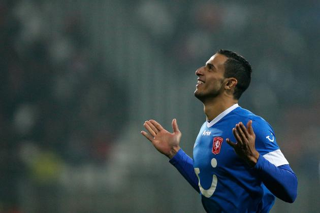 Scouting Nacer Chadli: Tottenham's Summer Signing from FC Twente
