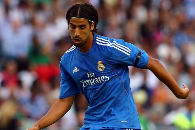 Sami Khedira and Chelsea Make for the Perfect Fit