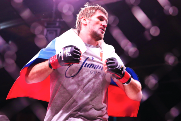 The Beaten Path: Bellator's Vitaly Minakov Is Russia's Newest Super Prospect