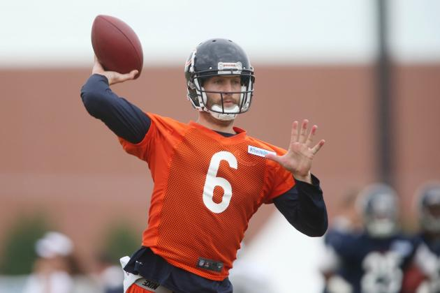 Jay Cutler's Mechanics Shouldn't Be Trestman's Biggest Issue