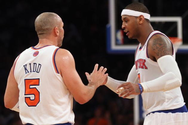 Melo: Nets' Offseason 'Special'