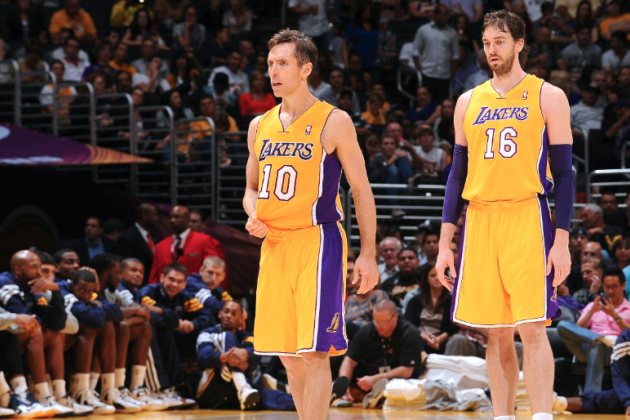 Breaking Down L.A. Lakers Offense Without Kobe Bryant