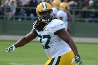 Eddie Lacy's Weight Concerns Shouldn't Overshadow Strong Showing in Practice