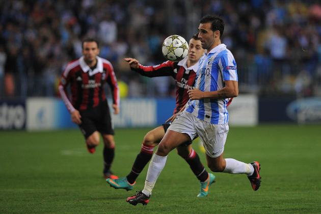 Arsenal: Would Malaga's Jesus Gamez Be a Good Signing for Arsenal?