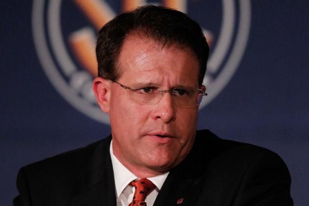 Gus Malzahn Releases Schedule for First 10 Days of Fall Camp