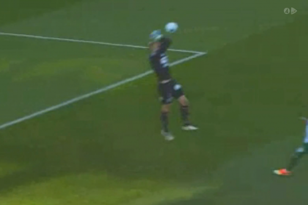 Swedish Goalkeeper Forgets Where He Is, Earns Red Card 44 Seconds Into Match