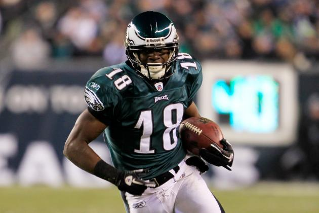 Jeremy Maclin Could Be Option for Kansas City Chiefs in 2014