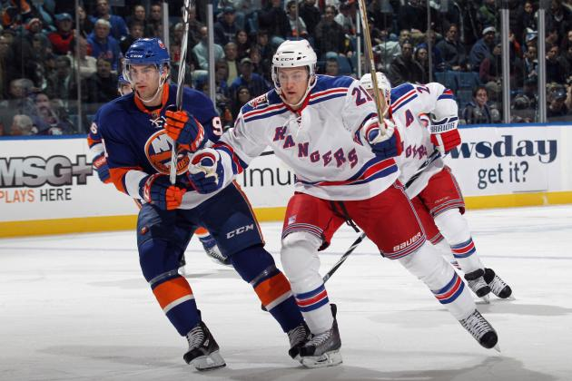 Derek Stepan vs. John Tavares: Is It Closer Than We Think?