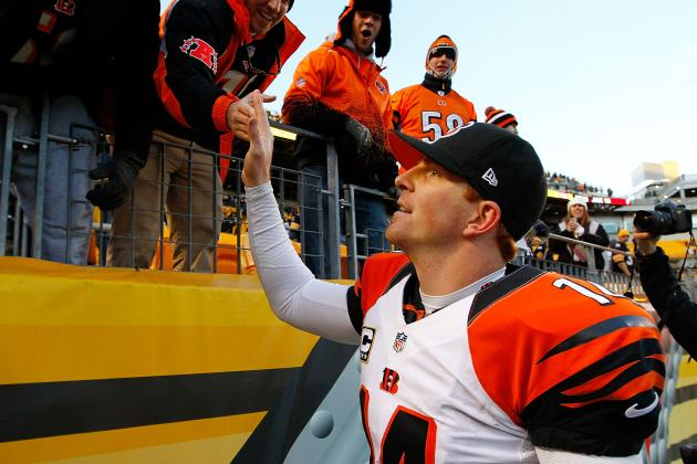 Breaking Down the Development of Cincinnati Bengals Quarterback Andy Dalton