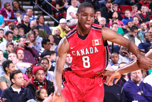 What Makes Andrew Wiggins One of Most Hyped NBA Prospects Since LeBron James?