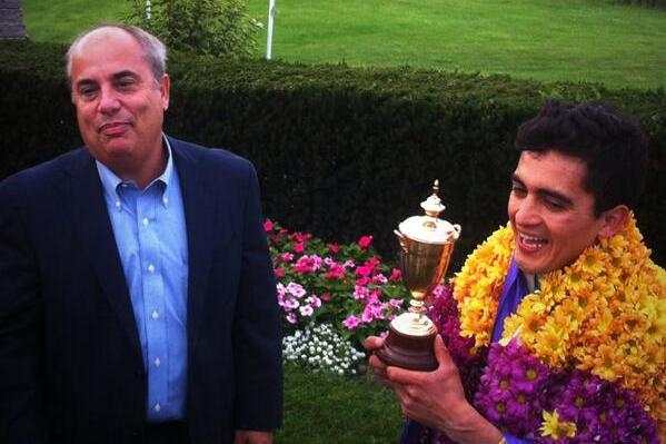 Prince of Wales Stakes 2013 Results: Winner, Payouts and Order of Finish