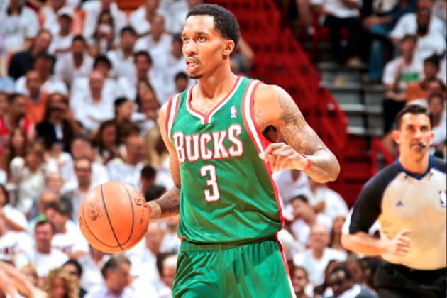 Grading Brandon Jennings Sign-and-Trade Between Detroit Pistons, Milwaukee Bucks