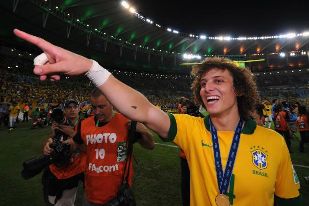 Barcelona Transfer Rumours: David Luiz Is Perfect Target for Barca