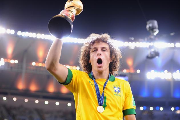 Chelsea Transfer News: Bayern Munich's Disinterest in David Luiz Won't End Talk
