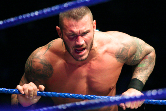 Randy Orton Attacked by Fan at WWE Event in South Africa