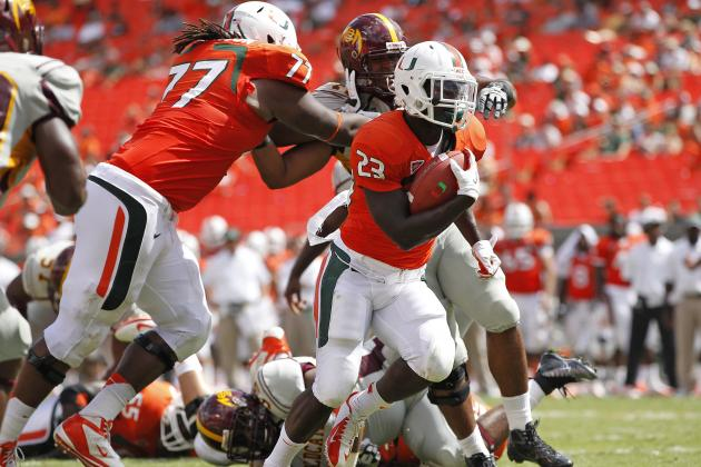 Miami Football: Previewing Biggest Position Battles Heading into Fall Practice