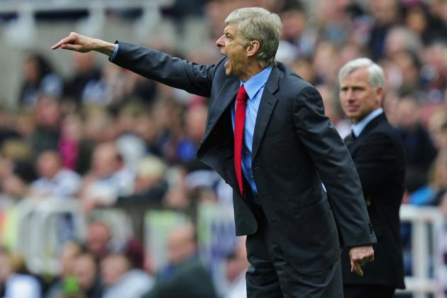 Why Arsene Wenger Needs to Be Saved from Arsene Wenger
