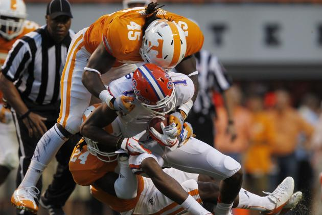 Tennessee Defense Will Rely Heavily on Linebacker Depth in 2013