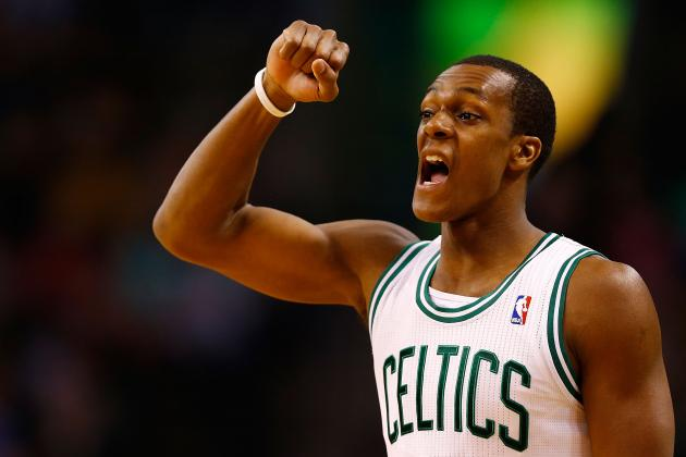 Why It's Now or Never for Rajon Rondo to Be the Face of Boston Celtics