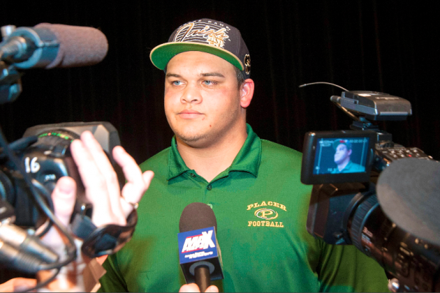UCLA Freshman Eddie Vanderdoes Ruled Eligible to Play 2013 Season