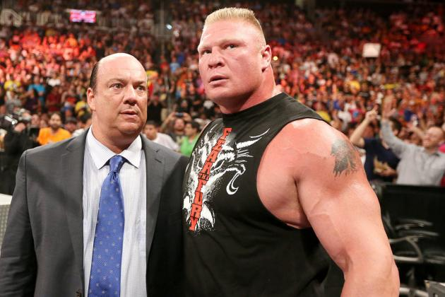 Brock Lesnar's Lack of Screen Time Is Hurting His Feud with CM Punk