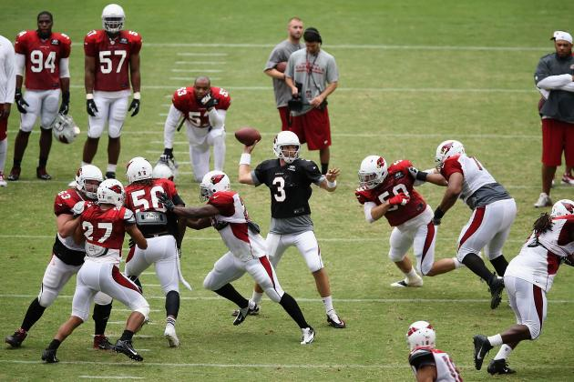 Arizona Cardinals Training Camp 2013: Day 5 Highlights, Lowlights