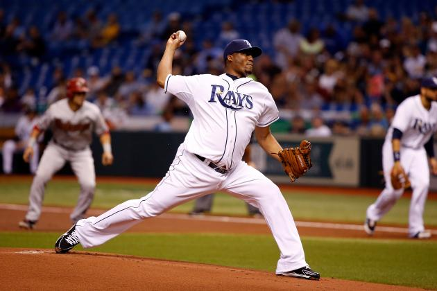 Roberto Hernandez: Will Complete Game Keep Him in Tampa Bay Rays Rotation?