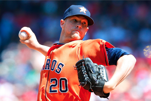 Bud Norris Trade Rumors: Breaking Down Houston Pitcher's Potential Destinations