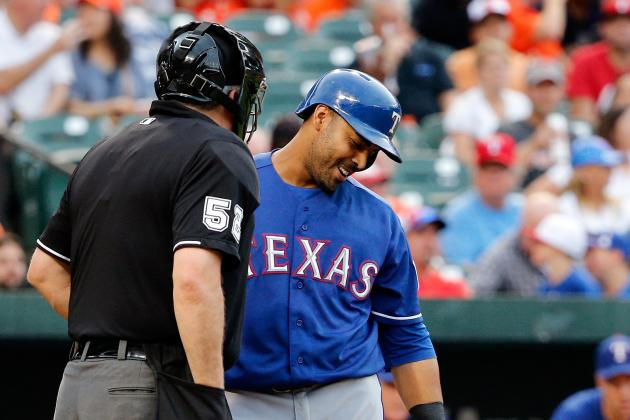 Nelson Cruz Accepts 50-Game Ban for Role in Biogenesis Scandal