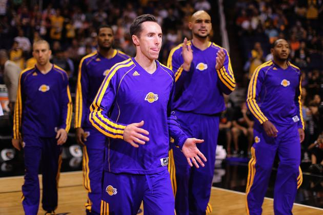 Lakers News: Steve Nash Must Make Full Recovery for LA to Thrive