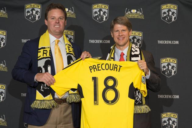 MLS Continues to Grow with Sale of Columbus Crew to Precourt