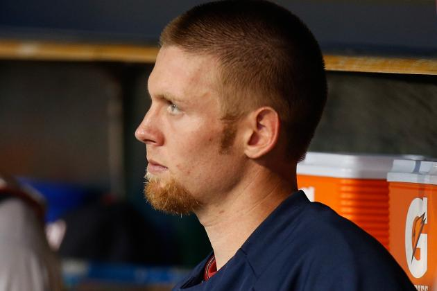 Strasburg's 1 Bad Pitch Puts Nats 10 Games Back