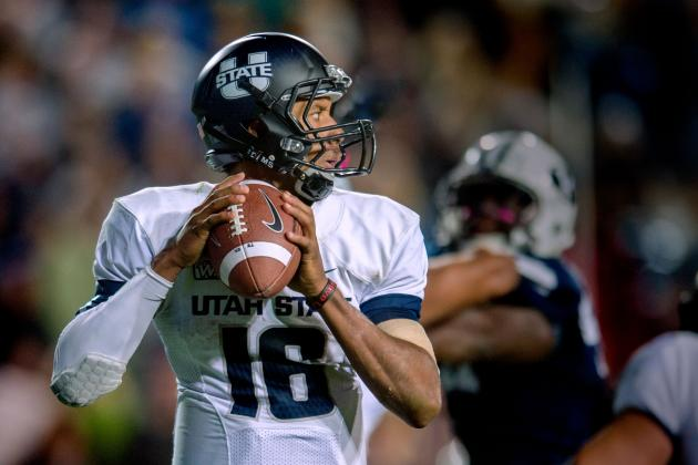 College Football: Utah State Gets Coveted Home and Home with BYU