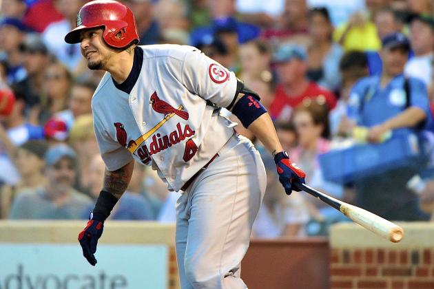 Yadier Molina Injury: Updates on Cardinals Star's Knee