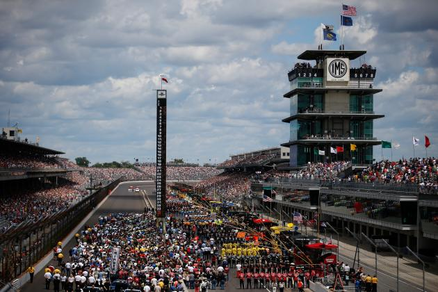 NFL-Style Local TV Blackout Would Help NASCAR's Empty Seat Problem at Indy
