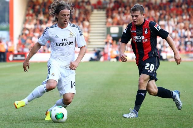 Tottenham Transfer Rumours: Spurs Eye Luka Modric and Record Fee for Gareth Bale