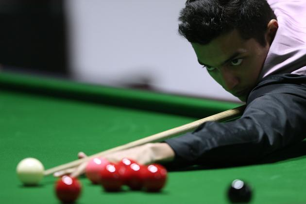 Snooker World Games 2013: Aditya Mehta's Gold Calls World Rankings into Question
